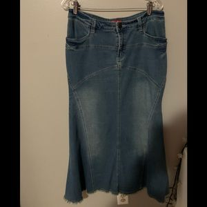 style j Skirts - Jeans skirt size 12